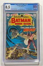 Detective Comics #400 CGC 8.5 Origin & 1st Man-Bat 1st Robin & Batgirl Team DC