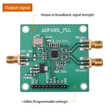 35M-4.4GHz PLL RF Signal Source Frequency Synthesizer Development Module ADF4351