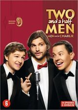 DVD  -  TWO AND A HALF MEN - SEIZOEN - SAISON - SEASON 9   NEW - NOUVEAU - NIEUW