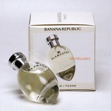 Banana Republic ALABASTER Eau de Parfum 7.5 ml Miniature de Collection Neuve