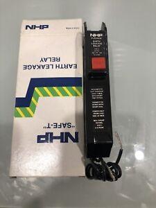 NHP ELR 24030 Earth Leakage Relay Electrical 240 V 30ma