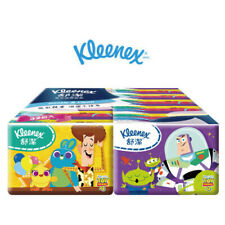 [KLEENEX x DISNEY TOY STORY 4] Individually Packed Facial Tissue 36 packs NEW