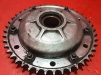 VFR 800 REAR SPROCKET AND HUB SPROCKET CARRIER PRE VTEC 2000 2001 MODEL