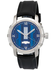 DeWitt Glorious Knight Stainless Steel Blue Automatic Men's Watch FTV.HMS.003
