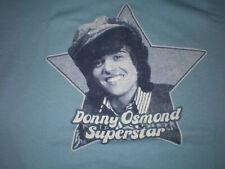 Donny Osmond Superstar T Shirt Medium 70's Teen Idol