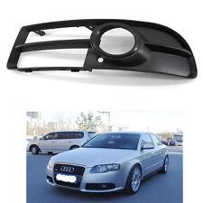 Front Lower Side Bumper Fog Light Grille Left for Audi A4 B7 S-line S4 05-08 CA0