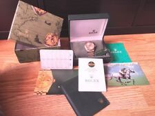 ROLEX 16013 + FULL SET + SCATOLA + CORREDO + PAPER + BOX + OFFICIAL GUARENTEE