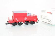 Märklin H0 46117 Löschwasserwagen Feuerwehr der DB neuwertig in OVP GL4345
