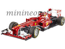 HOT WHEELS BCK13  ELITE FERRARI F1 F138 CHINA GP 2013 1/43 FERNANDO ALONSO #3
