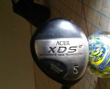 ACER XDS 2  5 WOOD  - SUPER 58 SHAFT PINEMEADOW GRIP RH42 - VERY GOOD CONDITION!