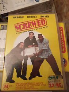 Screwed (DVD, 2000)