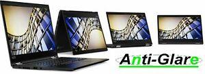 "2X Anti-Glare Screen Protector for 13.3"" Lenovo ThinkPad X13 Yoga (Intel) 2-in-1"