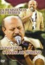 La Resistencia Del Diablo DVD Stanislao Marino Musica Cristiana Concierto NEW