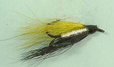 4 TOSH SALMON FLY TREBLES