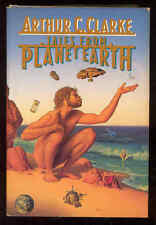 Tales From Planet Earth Book Arthur C Clarke Science Fiction Novel Short Stories