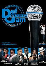 Def Comedy Jam Vol. 2 (DVD, 2007)