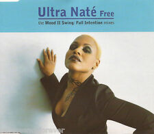 ULTRA NATE - Free (UK 5 Track CD Single Part 1)