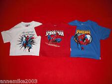 ORIGINAL MARVEL, Spiderman T Camiseta 2-10 años. VARIOS COLORES