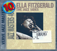 Ella Fitzgerald. The Jazz Sides (1995) CD NUOVO Black Coffee. One For My Baby