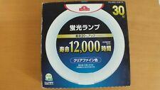 Japanese 30-Watt Circular Circline Fluorescent Lamp over 12,000 hrs. 30WAeon