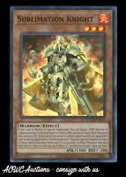 Yugioh - Toon Chaos - Sublimation Knight - TOCH-EN013 (Super Rare) - Unplayed
