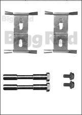 Front Brake Caliper Pad Fitting Kit for Audi Q7 & VW Touareg (H1658)