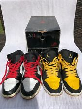 399cd7a3f63b2b Pre Owned AIR JORDAN 1 OLD LOVE NEW LOVE BMP BEGINNING MOMENTS PACK SIZE 8.5