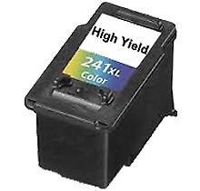 Re-Manufactured Canon CL-241XL Ink Cartridge