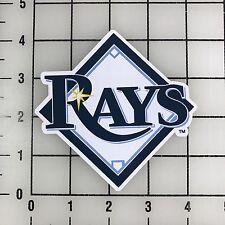 "Tampa Bay Rays MLB 4"" Wide VInyl Decal Sticker - BOGO"