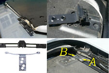 BMW E46 E36 SUNROOF REPAIR KIT RAIL MOUNTING BRACKETS CLIPS X2 1998 - 2005 (L+R)