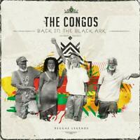 THE CONGOS - BACK IN THE BLACK ARK (LIMITED EDITION )  2 VINYL LP NEW+