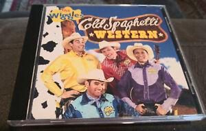 THE WIGGLES- COLD SPAGHETTI WESTERN CD