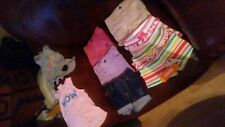 6 Pair Toddler Shorts.2 Tops. 18-24 Mth. 2yr. Baby Gap.Gymboree.Calvin Klein