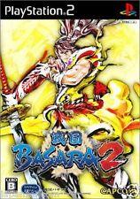 Used PS2 Sengoku Basara 2 Capcom SONY PLAYSTATION JAPAN IMPORT