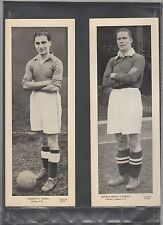 TOPICAL TIMES photo of GEORGE TADMAN the CHARLTON footballer