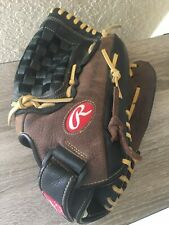 "Rawlings P125 Player Preferred 12.5"" Baseball Mitt Righty"