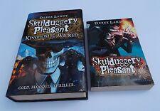 Skulduggery Pleasant by Derek Landy. Kingdom Of The Wicked. Book bundle x2