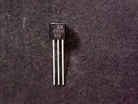 2N4401 - Motorola Transistor (TO-92)