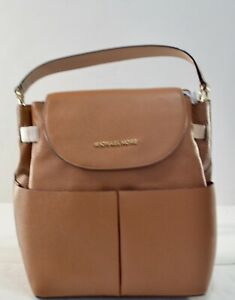 Michael Kors Bedford Large Acorn Leather Backpack $248.00 #1226JOP