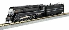 Kato 126-0312 N Scale 4-8-4 GS-4 BNSF Excursion Black Loco #4449 FREE SHIPPING