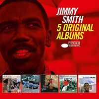 Jimmy Smith - 5 Original Albums [CD]
