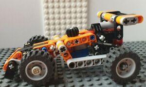 Lego Technic 3 in 1 Set 9390 Mini Rennwagen Ohne BA