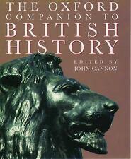 The Oxford Companion to British History