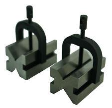 177 X 161 X 276 V Block Amp Clamp Set 3402 0953
