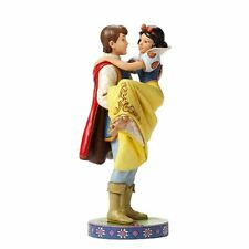 Disney Traditions Happy Ever After - Snow White & Prince Figure