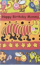 Birthday Card with Envelope for Mommy