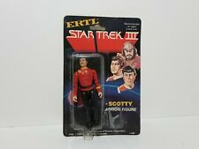 Sealed Vintage 1984 ERTL Star Trek III 3 Scotty Action Figure