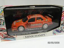 """Alfa Romeo 155 V6  DTM  """"Jagermeister"""" Minichamps 1:43"""