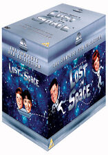 LOST IN SPACE COMPLETE BOX SET - DVD - REGION 2 UK