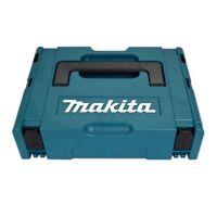 Makita Makpac Größe 1 mit Akkueinlage für 4 Akkus und Ladegerät